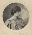 Hon. Frances Georgiana Kearsey (née Freeman-Mitford), by William John Naudin - NPG x27959