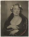 Marie Löhr (Lohr), by Sasha (Alexander Stewart) - NPG x28351
