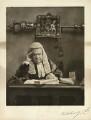 Hardinge Stanley Giffard, 1st Earl of Halsbury, by William Ferguson, published by  Barclay Brothers - NPG x28734