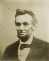 Abraham Lincoln, by Alexander Gardner - NPG x28746