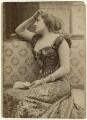 Julia Emilie Neilson as Princess Pannonia in 'The Princess and the Butterfly', by Alexander Corbett, for  Alfred Ellis - NPG x29101