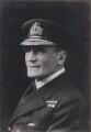 Sir Reginald Yorke Tyrwhitt, 1st Bt, by Walter Stoneman - NPG x29128