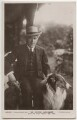 Sir George Alexander (George Samson) with his dogs Patsy and Pan, by Foulsham & Banfield, published by  Rotary Photographic Co Ltd - NPG x294