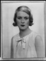 Sylvia (née Hawkes), Lady Ashley, by Dorothy Wilding - NPG x29438
