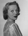 Gertrude Lawrence, by Dorothy Wilding - NPG x29455