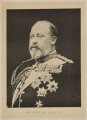 King Edward VII, by Peter Cooke, for  Gunn & Stuart, published by  London Stereoscopic & Photographic Company - NPG x29594