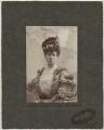 Marie Tempest, by Lallie Charles (née Charlotte Elizabeth Martin) - NPG x29893