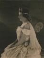 Bertha Lewis, by Sasha (Alexander Stewart) - NPG x29894
