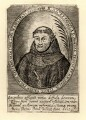 Henry Heath ('Paul of St Magdalen'), by Martin Baes (Bas, Basse, Bassius) - NPG D10632
