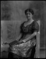 Lady Augusta Fanny Fane (née Rous), by Bassano Ltd - NPG x30204