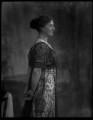 Lady Augusta Fanny Fane (née Rous), by Bassano Ltd - NPG x30205