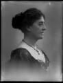 Lady Augusta Fanny Fane (née Rous), by Bassano Ltd - NPG x30207