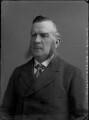 Sir Edward George Clarke, by Alexander Bassano - NPG x30627