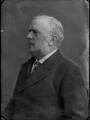 Sir Edward George Clarke, by Alexander Bassano - NPG x30628