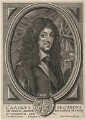 King Charles II, by Frederik Bouttats the Younger, after  Jan van den Hoeck (Hoecke) - NPG D10637