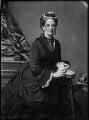 Louisa Jane (née Russell), Duchess of Abercorn, by Vandyk - NPG x30756