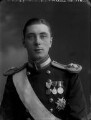 Alexander Albert Mountbatten, 1st Marquess of Carisbrooke, by Bassano Ltd - NPG x30822