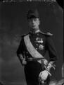 Alexander Albert Mountbatten, 1st Marquess of Carisbrooke, by Bassano Ltd - NPG x30823