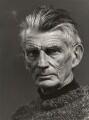 Samuel Beckett, by Hugo Jehle - NPG x31097
