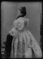 Princess Helena Augusta Victoria of Schleswig-Holstein, by Alexander Bassano - NPG x31219