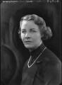 Pamela Jackson (née Freeman-Mitford), by Bassano Ltd - NPG x31248