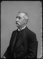 Sir John Luther Vaughan, by Alexander Bassano - NPG x31356