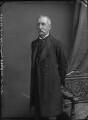 Sir John Luther Vaughan, by Alexander Bassano - NPG x31358
