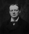 Winston Churchill, by Unknown photographer - NPG x32178