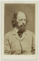 Alfred, Lord Tennyson, by William Jeffrey - NPG x5887