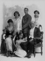 Sir Hugh Charles Clifford with his family, by Bassano Ltd - NPG x32216