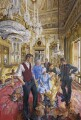'The Royal Family: A Centenary Portrait', by John Wonnacott - NPG 6479