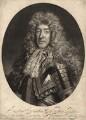 King James II, by John Smith, published by  Alexander Browne, after  Nicolas de Largillière - NPG D10651