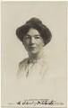 Dame Christabel Pankhurst, by Lambert Weston & Son - NPG x32605