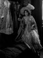Dame Eva Turner, by Philip Brain - NPG x32620