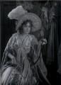 Dame Eva Turner, by Philip Brain - NPG x32622