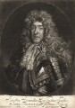 King James II, by John Smith, published by  Alexander Browne, after  Nicolas de Largillière - NPG D10652