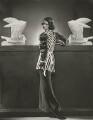 Lady Marguerite Rose Tangye (née Bligh), by Dorothy Wilding - NPG x32685