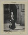 Theresa Susan Escombe (née Taylor), by Sir (John) Benjamin Stone - NPG x32719