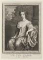 Charlotte Lee (née Fitzroy), Countess of Lichfield, by Peter Vanderbank (Vandrebanc), after  Simon Verelst - NPG D10657