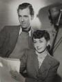 Michael Dennison; Dulcie Gray, by Fred Daniels - NPG x32902