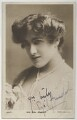 Sybil Arundale (née Kelly), by Johnston & Hoffmann, published by  Rotary Photographic Co Ltd - NPG x331