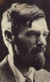 D.H. Lawrence, by Ernesto Guardia, copied by  Peter A. Juley - NPG x12410