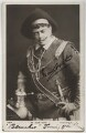 (Thomas Stange Heiss) Oscar Asche as Petruchio in 'The Taming of the Shrew', by Johnston & Hoffmann, published by  Rotary Photographic Co Ltd - NPG x332