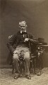 Thomas Carlyle, by William Jeffrey - NPG x5644