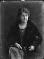 Margaret Elizabeth (née Roberts), Lady Armstrong-Jones, by Bassano Ltd - NPG x33484