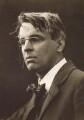 W.B. Yeats, by George Charles Beresford - NPG x6397