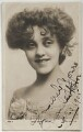Maude Aston, by The Biograph Studio, published by  Rotary Photographic Co Ltd - NPG x338