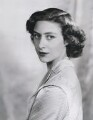 Princess Margaret, by Dorothy Wilding - NPG x34059
