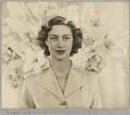Princess Margaret, by Dorothy Wilding - NPG x34081