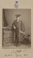 Prince Leopold, Duke of Albany, by Hills & Saunders - NPG x34166